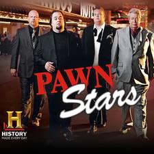 Pawn Stars on History